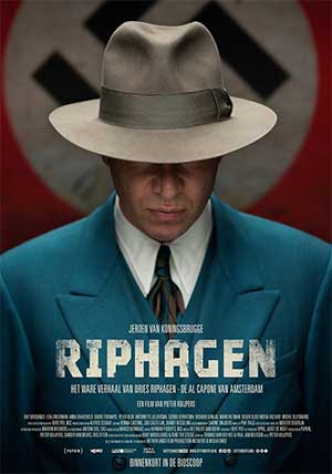 Riphagen: The Untouchable Poster - May 9 at the Kansas City Jewish Film Festival