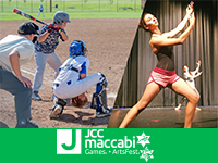 JCC Maccabi Games and ArtsFest with The J KC