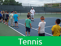 Youth Tennis at The J
