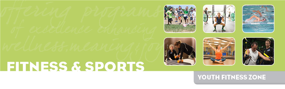 Fitness & Sports: Youth Fitness Zone