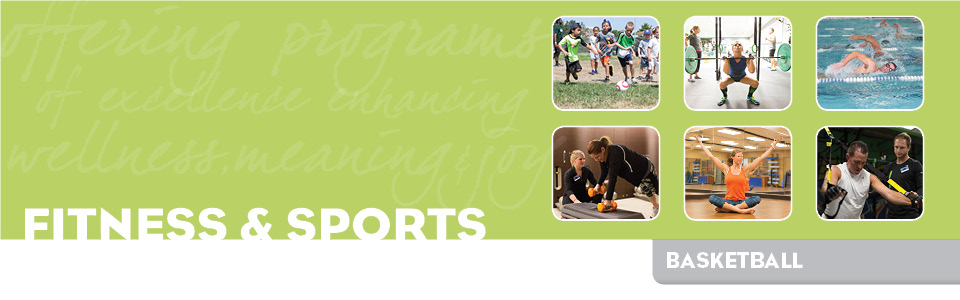 Fitness & Sports: Youth Basketball