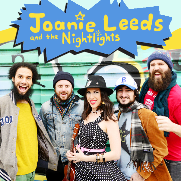 Joanie leeds and the nightlights in Kansas City