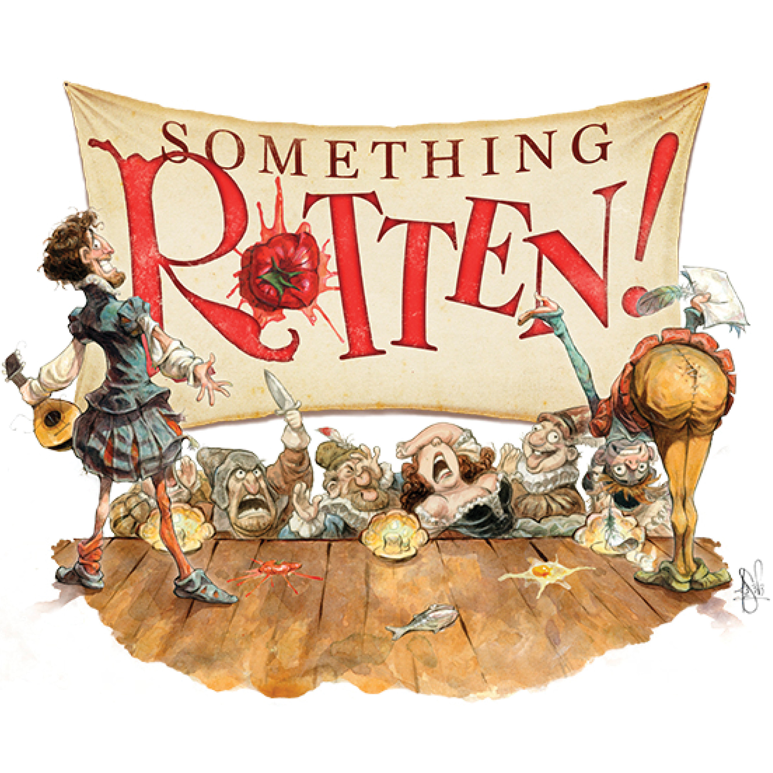Something Rotten Kansas City
